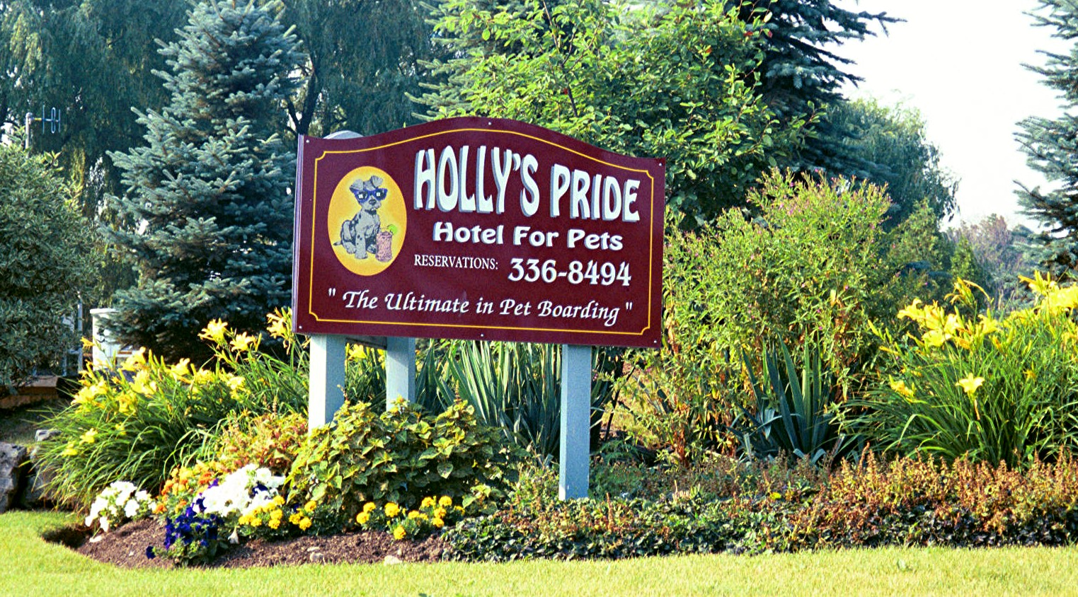 Holly's Pride - The Ultimate Pet Boarding Burlington Location